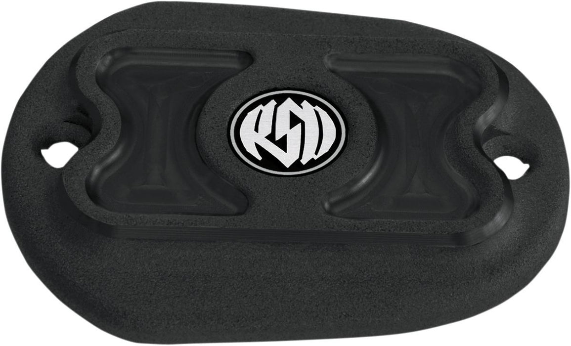 RSD Cafe Front Brake Master Cylinder Cover - Part #06100337 - hogparts-uk.myshopify.com