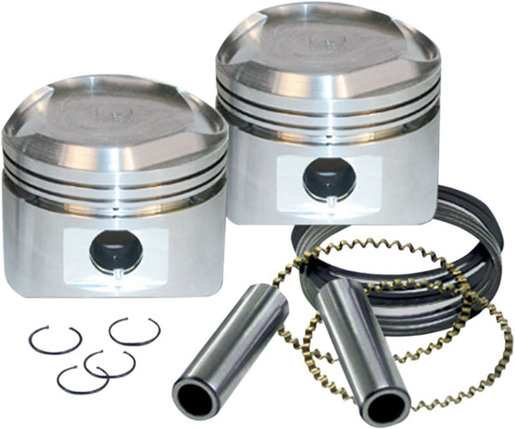 S&S Cast Piston Kit - Part #09100295