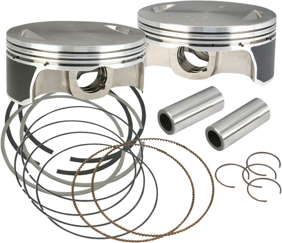 S&S Forged Piston Kits for Hot Set Up Kits - Part #09103657