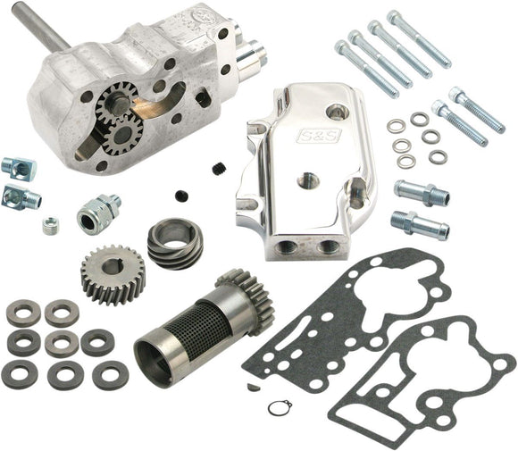 S&S Billet Oil Pump Kit - Part #09320151