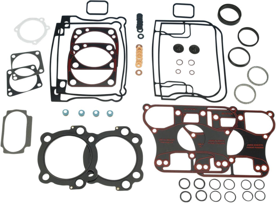 Top End Gasket Kit, 17040-92-MLS - Part #09340947 - hogparts-uk.myshopify.com