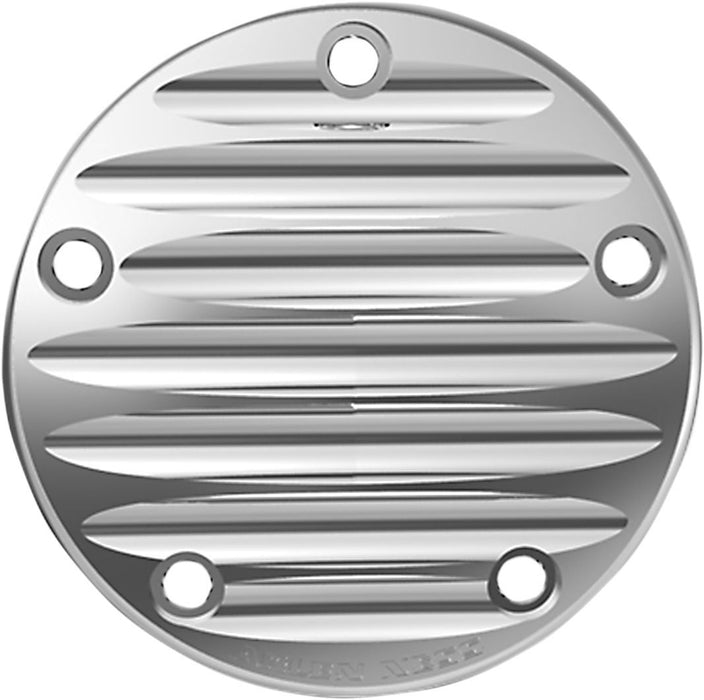 Arlen Ness Point Cover 5-Hole Deep Cut Ii Chrome - Part #09401576