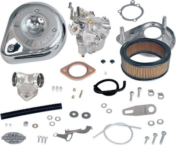 S&S Super E and G Shorty Carburettor Kit - Part #10010018