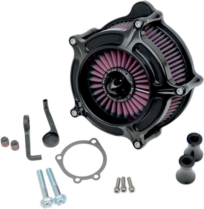 RSD Turbine Air Cleaner - Part #10100842 - hogparts-uk.myshopify.com