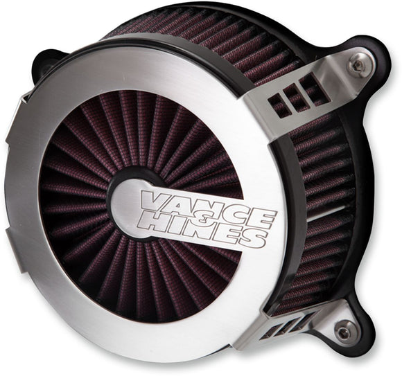 Vance & Hines VO2 Cage Fighter Air Intake Kit - Part #10102190