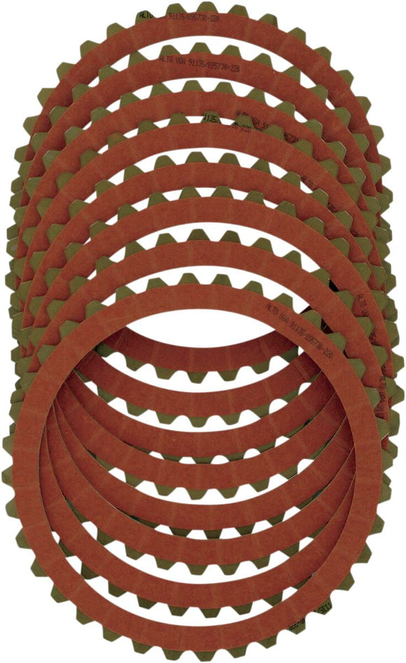 Alto Products Red Eagle Organic Clutch Friction Plate Set - Part #11310465