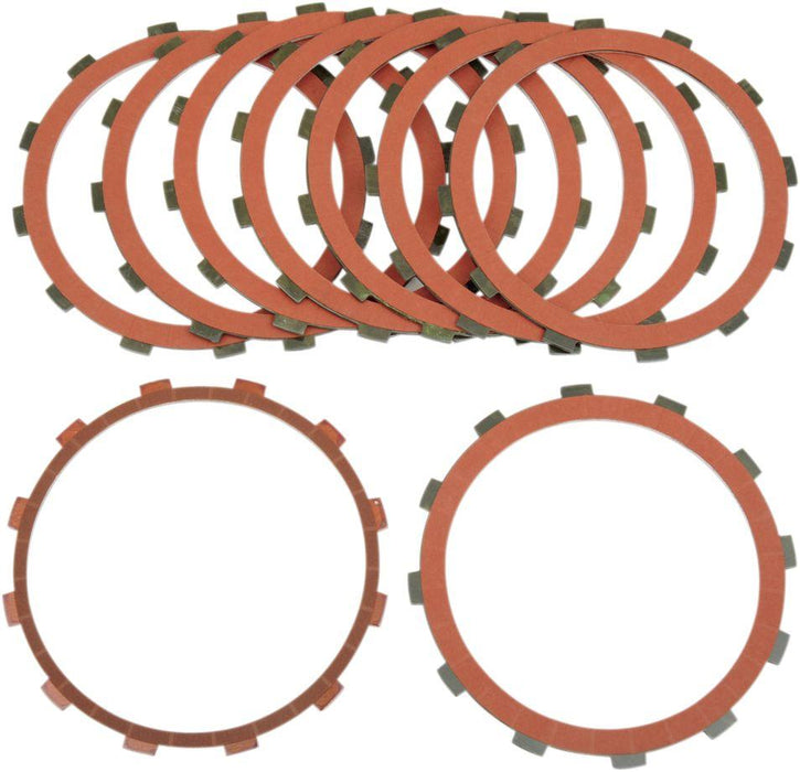 Alto Products Red Eagle Organic Clutch Friction Plate Set #095752P