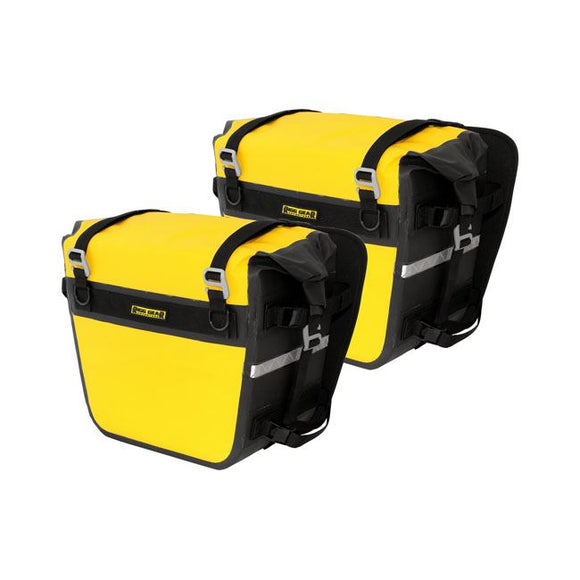 Nelson Rigg DELUXE ADVENTURE SADDLEBAGS - <br><br>Part #558270 - hogparts-uk.myshopify.com