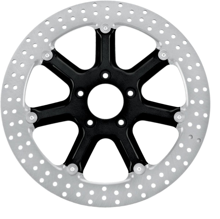 RSD Two-Piece Brake Rotor - Part #17101330 - hogparts-uk.myshopify.com