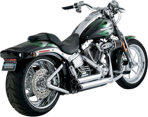 Vance & Hines Shortshots Staggered - Part #18000452 - hogparts-uk.myshopify.com
