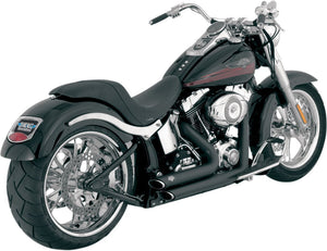 Vance & Hines Shortshots Staggered - Part #18000745