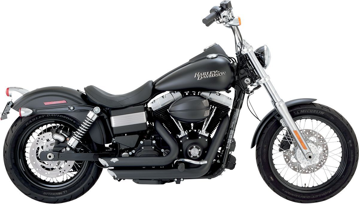Vance & Hines Shortshots Staggered - Part #18001417 - hogparts-uk.myshopify.com