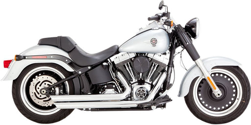 Vance & Hines Big Shots Softail Exhaust - Part #18002137 - hogparts-uk.myshopify.com