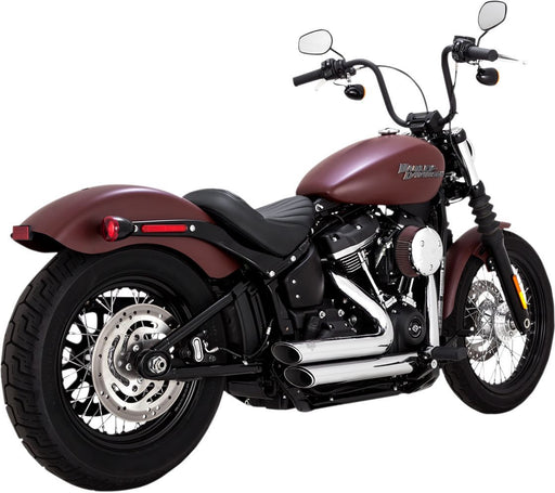 Vance & Hines Shortshots Staggered - Part #18002236 - hogparts-uk.myshopify.com