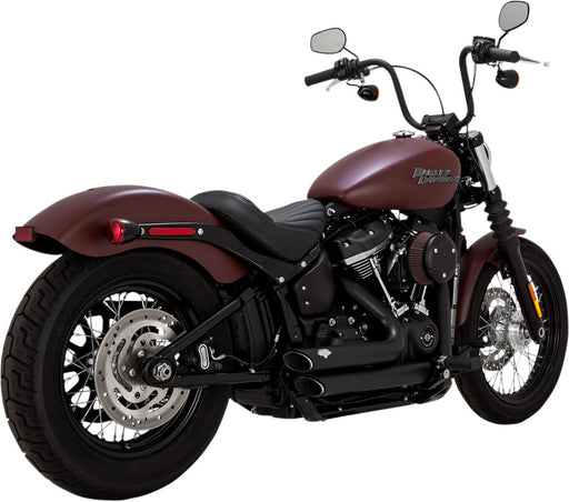 Vance & Hines Shortshots Staggered - Part #18002237 - hogparts-uk.myshopify.com