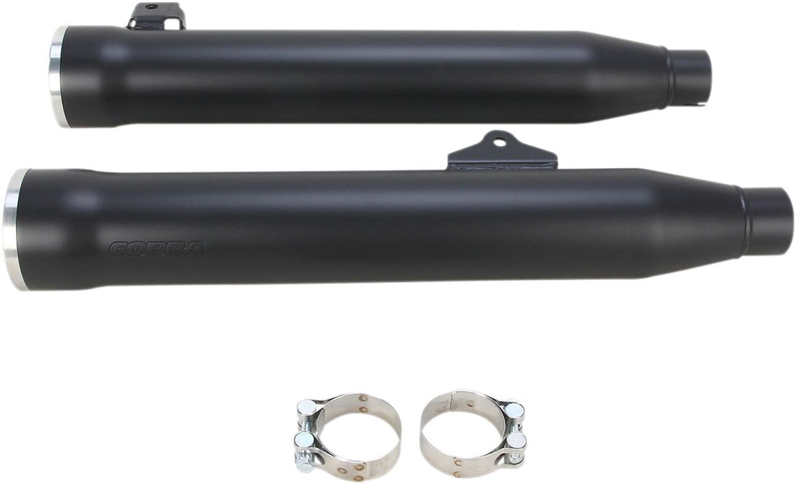 "Cobra RPT 3"" Slip-On Mufflers #6056B"