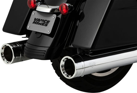 Vance & Hines Oversized 450 Slip-On Muffler - Part #18011057 - hogparts-uk.myshopify.com