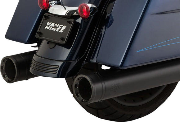 Vance & Hines Oversized 450 Slip-On Muffler - Part #18011058 - hogparts-uk.myshopify.com
