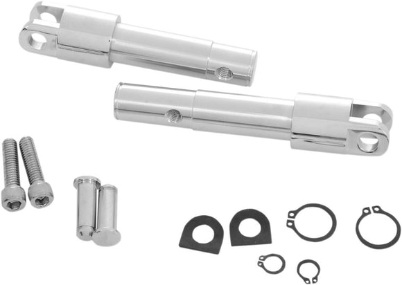 Drag Specialties Forward Control Conversion Kit Standard Length Chrome Xl 11-14 - Part #16220474 - Hogparts UK