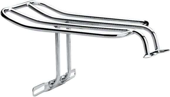 Drag Specialties Fender Luggage Rack Chrome - Part #DS720004 - Hogparts UK