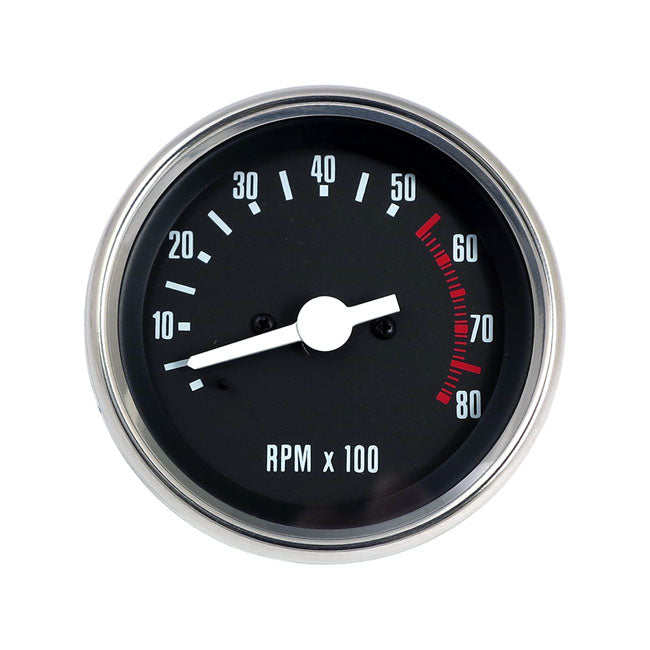 Motorcycle Storehouse Tachometer, Electronic - 74-84 FX. #500450