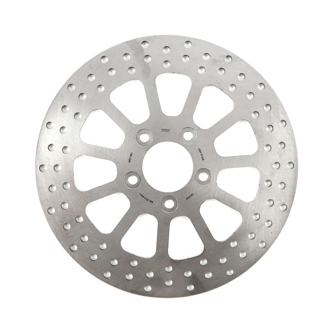 BRAKE ROTOR, CORROSIVE RESISTANT ALLOY 00-20 Softail (excl. 2017 FXSE); 00-17Dyna (excl. FXDLS); 00-07Touring; 00-10XL - Part # MCS500763