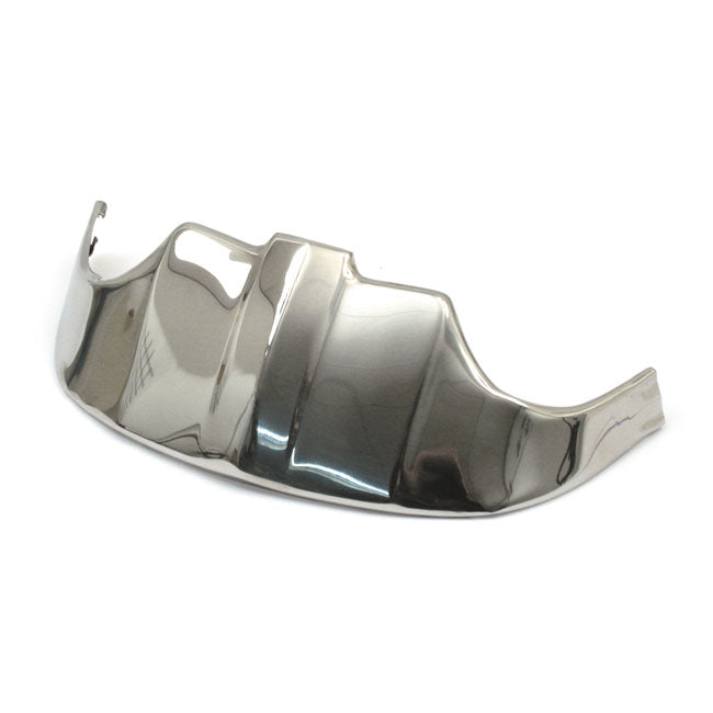 Motorcycle Storehouse Front Fender Tip Stainless -Old Style- - 49-58 Big Twin  #511932
