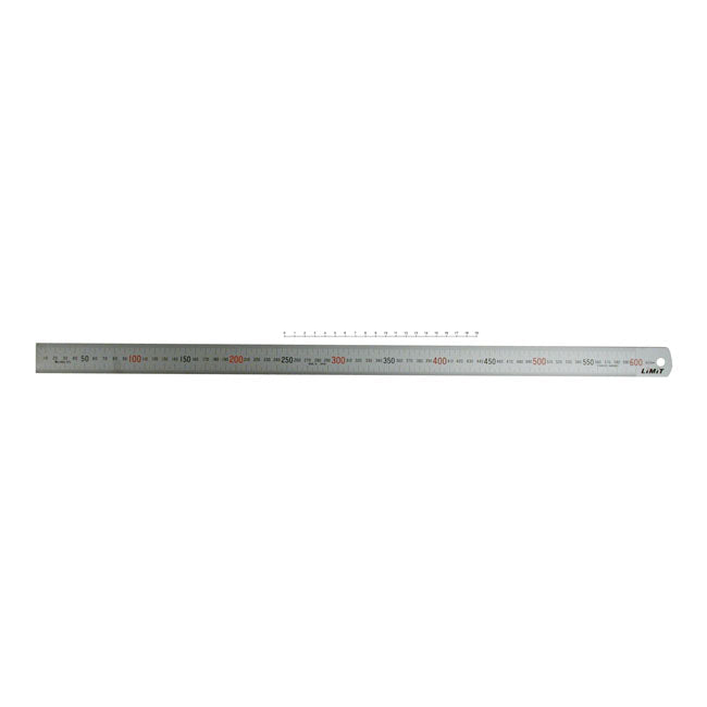 Limit stainless ruler Univ. - Part # MCS514626