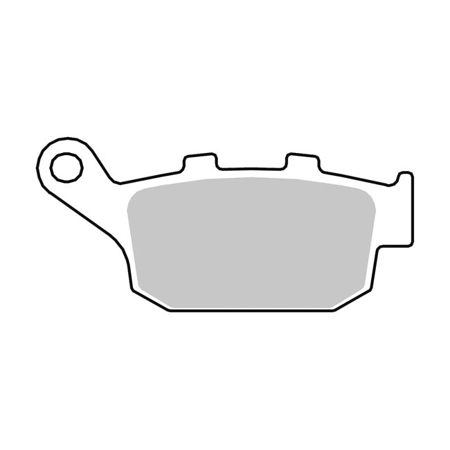 BRAKE PADS (REAR) (PERFORMANCE) 02-09 BUELL XB9/12 SERIES; 06-08ULYSSES - Part # MCS517728