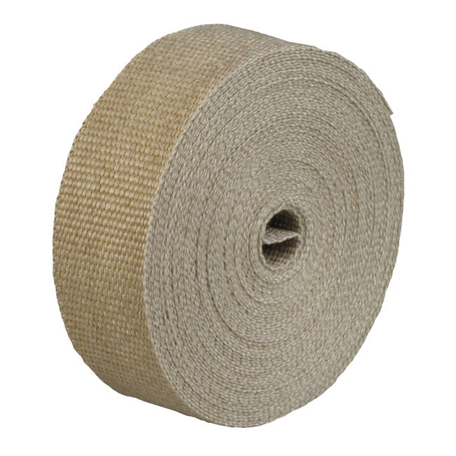 "Thermo-Tec, exhaust insulating wrap. 2"" wide. Brown MULTIFIT - Part # MCS519861"