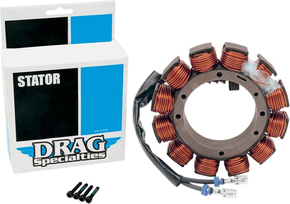 Drag Specialties Alternator Stator Uncoated 2-Wire - Part #DS195093 - Hogparts UK