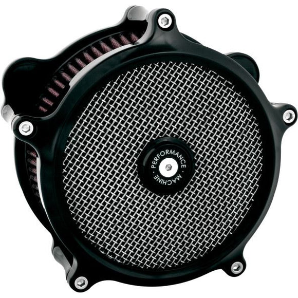 Performance Machine Super Gas Air Cleaners and Universal Faceplate - Part #10100828 - hogparts-uk.myshopify.com