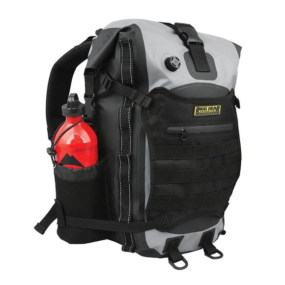 Nelson Rigg Hurricane waterproof back/tail pack 20L - <br><br>Part #569223 - hogparts-uk.myshopify.com