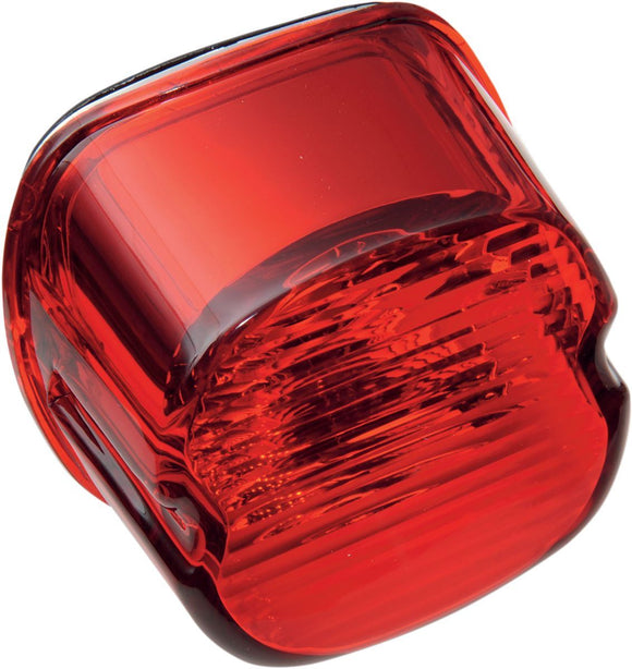 Drag Specialties Taillight Laydown Led Red Lens W/O Taglight - Part #20100799 - Hogparts UK