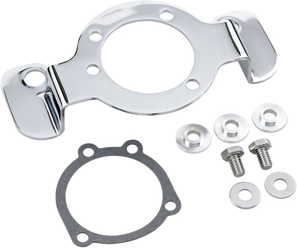 Drag Specialties Air Cleaner Support Bracket Chrome - Part #DS289062 - Hogparts UK