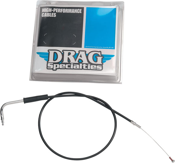Drag Specialties Cruise Cable Stainless Steel 39