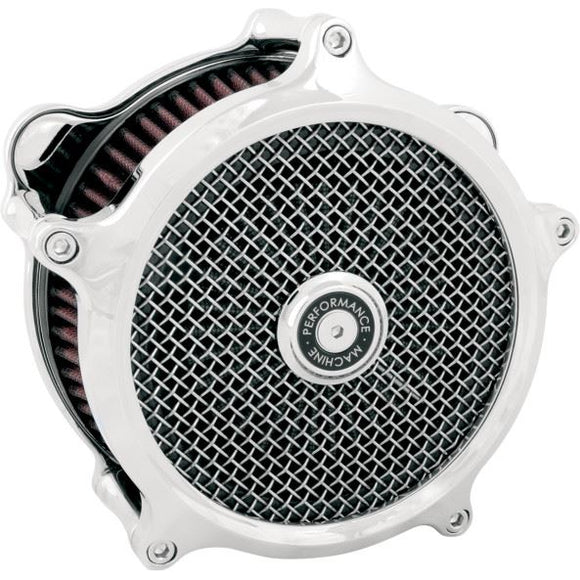 Performance Machine Super Gas Air Cleaners and Universal Faceplate - Part #10100829 - hogparts-uk.myshopify.com