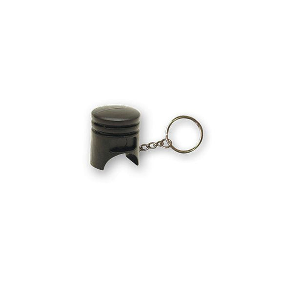 TRIKTOPZ PISTON KEY CHAIN BLACK - <br><br>Part #555630 - hogparts-uk.myshopify.com