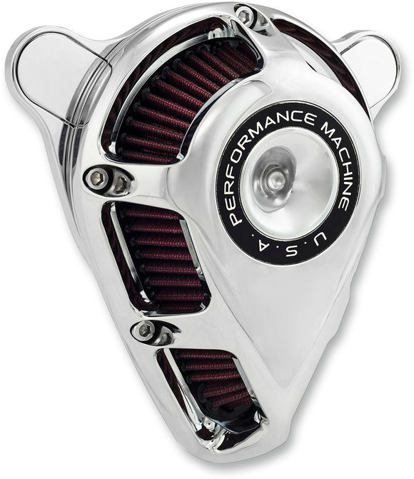 Performance Machine Air Cleaner Part # 0206-2134-CH