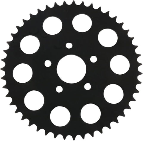 Gloss Black Rear Wheel Sprocket - Part #102472