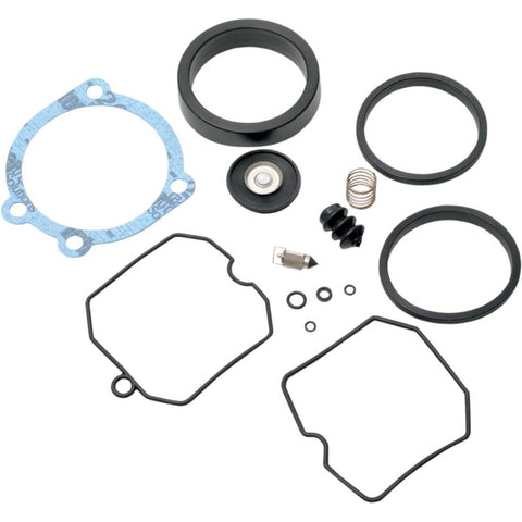 CYCLE CRAFT CYCLE CRAFT REBUILD KIT KEIHIN CV CARBURETOR HD - DS289098