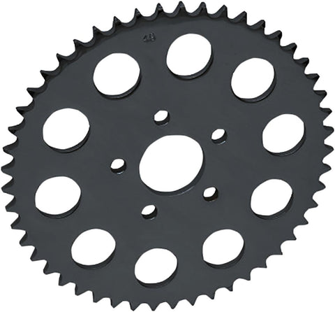 Gloss Black Rear Wheel Sprocket - Part #102473