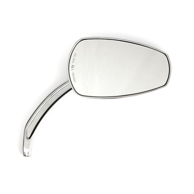 Motorcycle Storehouse Slipstream Mirror Set - Universal #980829