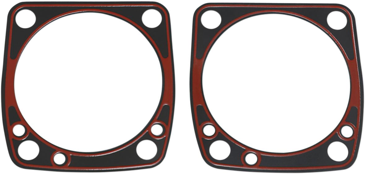 Cylinder Base Gaskets Metal With Bead Front & Rear, 16777-94 - Part #DS174116 - Hogparts UK