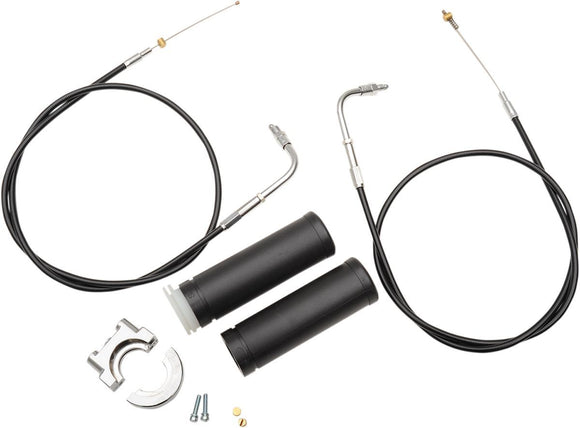 S&S Dual-Cable Throttle Assembly Kit - Part #DS223210