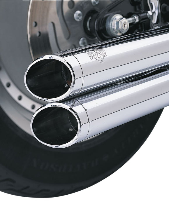 Vance & Hines End Caps for Big Shots Exhaust Systems - Part #V16917 - hogparts-uk.myshopify.com