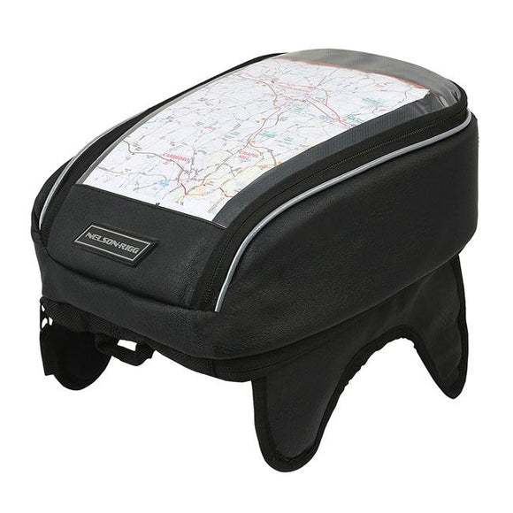 Nelson Rigg Journey Highway Cruiser magnetic tank bag - <br><br>Part #569222 - hogparts-uk.myshopify.com