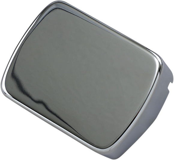 Drag Specialties Coil Cover Smooth Chrome - Part #DS376601