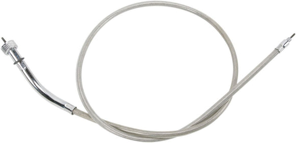 Drag Specialties Speedo Cable Stainless Steel 41.5