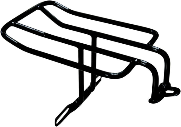 Drag Specialties Fender Luggage Rack Black - Part #15100185 - Hogparts UK